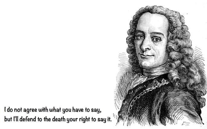 Liberdade de Expressão ou Liberdade de Opressão?